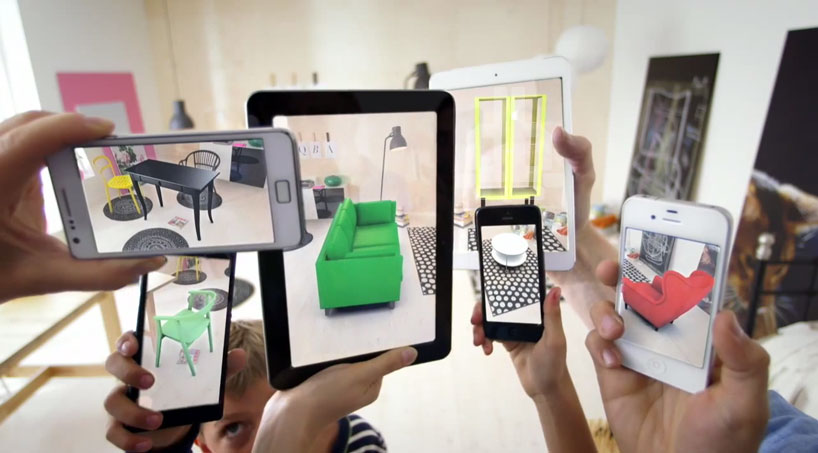 Augmented Reality Apps on Android